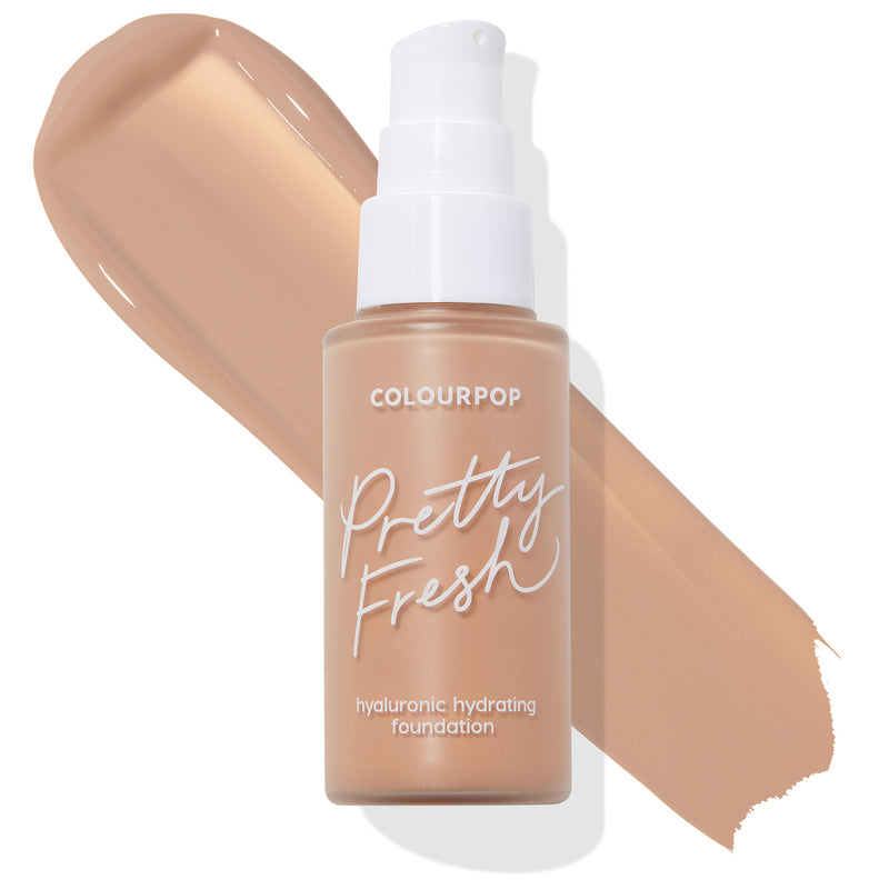 Pretty Fresh Hyaluronic Hydrating Foundation Medium 95 N