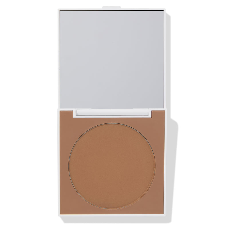 ColourPop Dark No Filter Finishing Powder easy for on the go leaving flawless skin with oil absorbing pressed powder compact for Dark skin tones