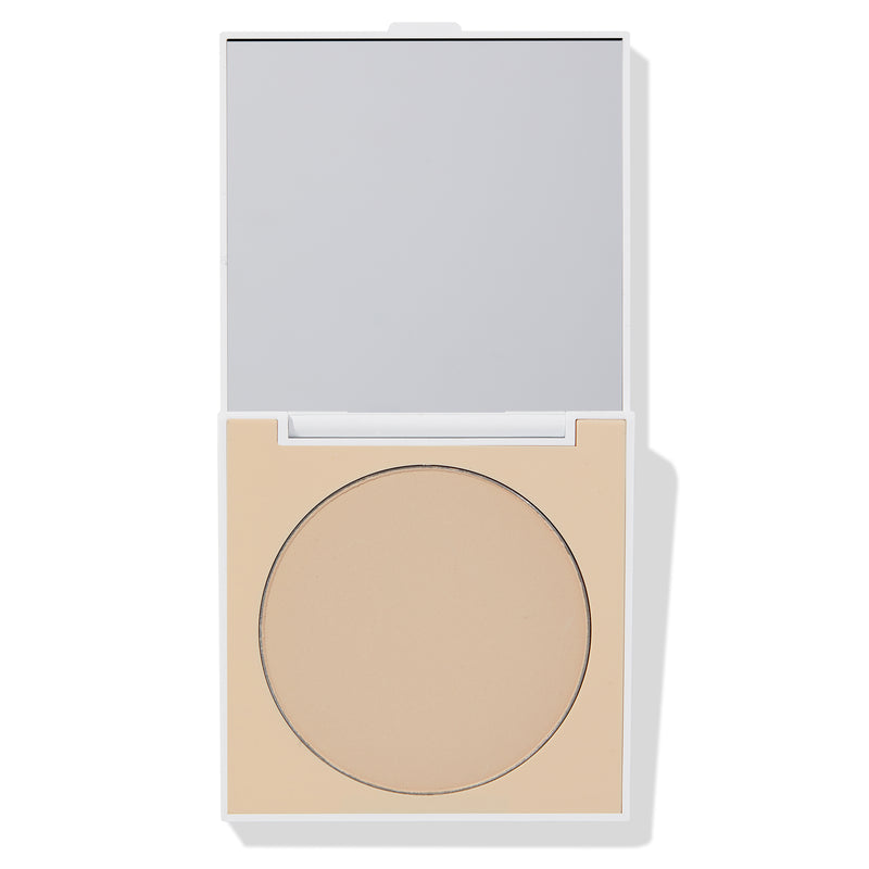 ColourPop Fair Finishing Powder easy for on the go leaving flawless skin with oil absorbing pressed powder compact for fair skin tones