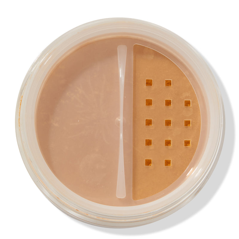 ColourPop Translucent Caramel No Filter Weightless Loose Setting Powder for all day wear without feeling heavy or looking cakey. Recommended for dark and deep dark skin tones