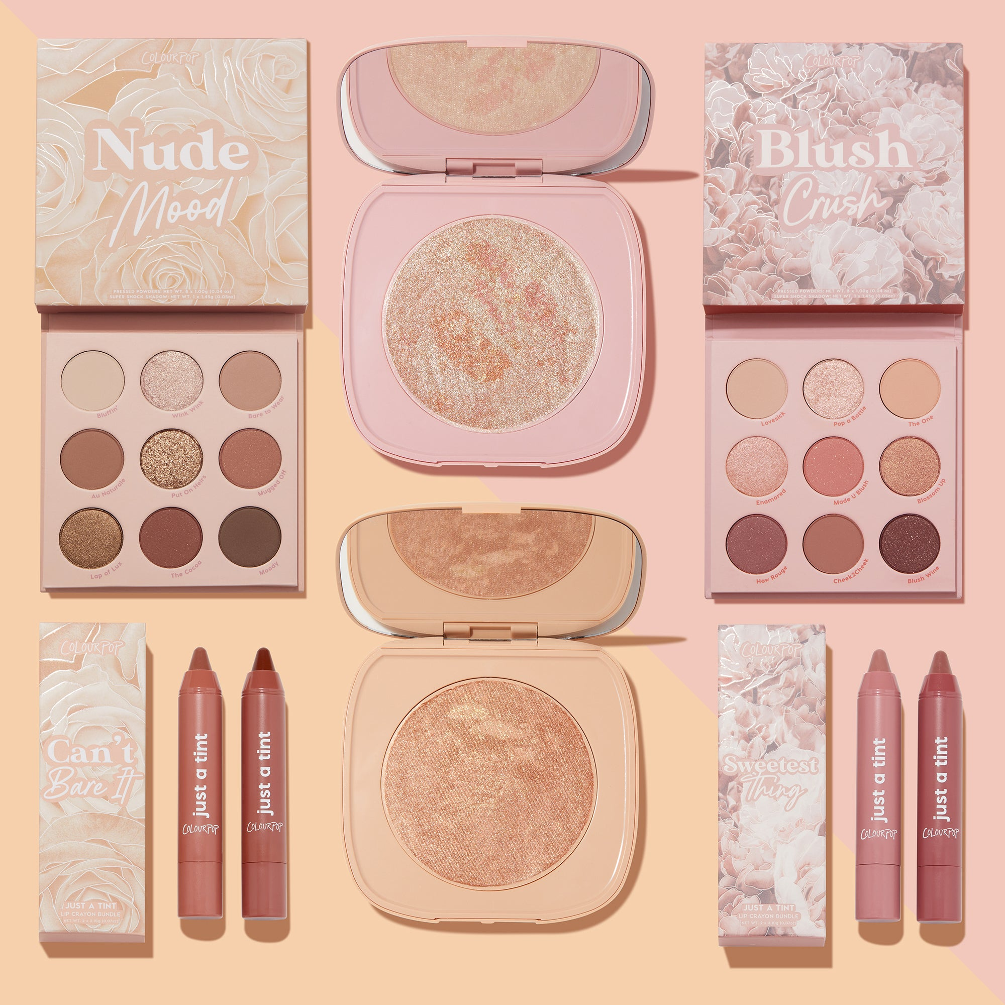 Nude Crush Collection