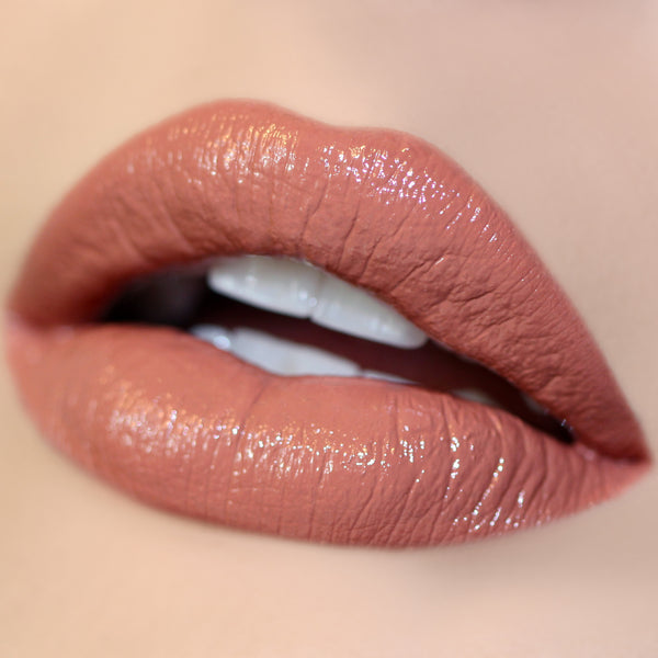 Only You warm mocha crème Lippie Stix swatch
