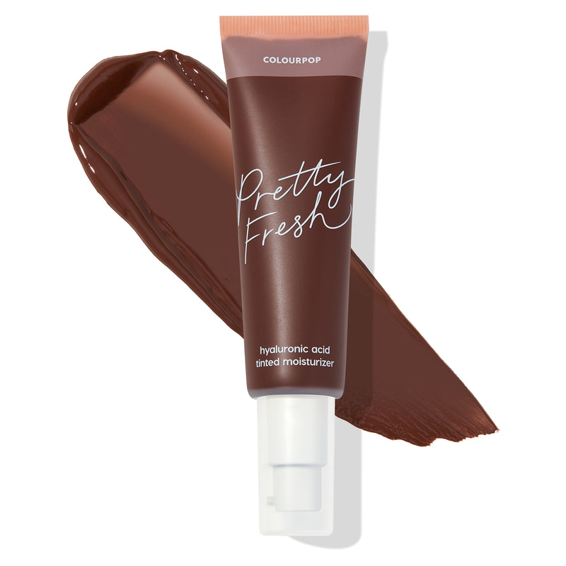 Deep Dark 24 N Pretty Fresh Neutral tinted moisturizer for very deep skin tones