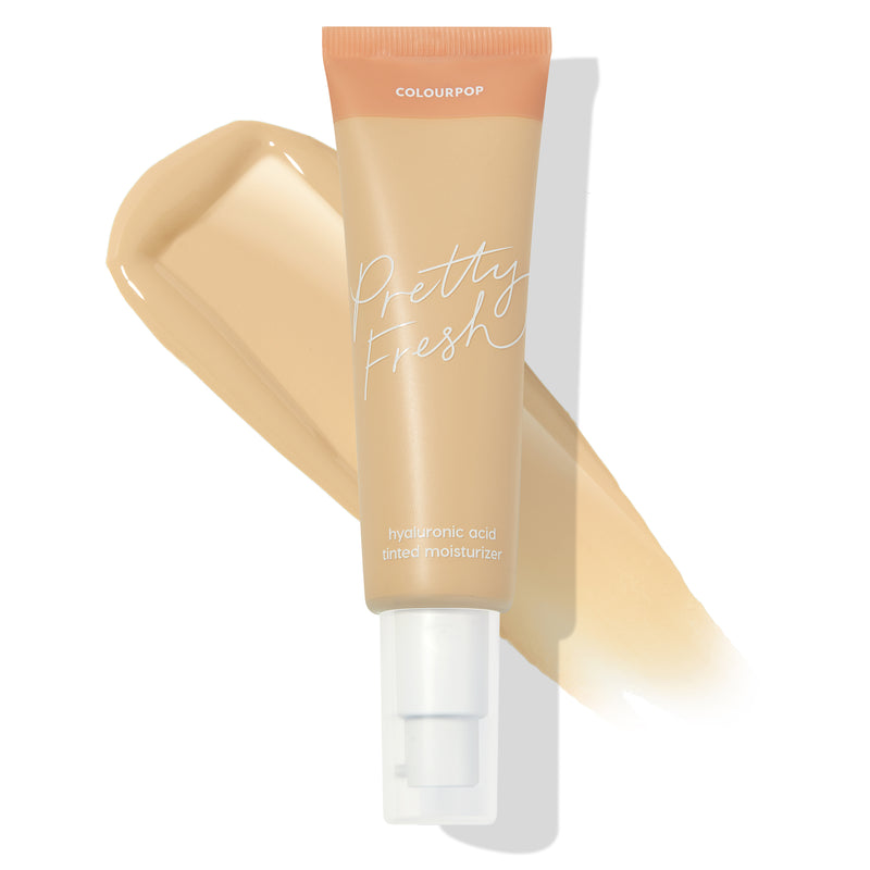 Fair 3 W Pretty Fresh Warm tinted moisturizer for fair skin tones