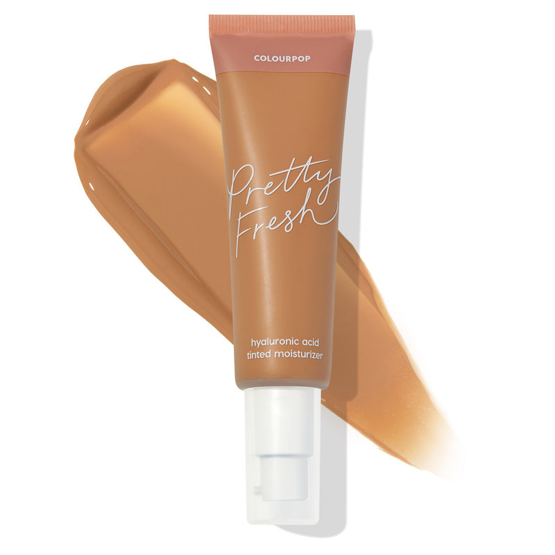 Medium Dark 13 W Pretty Fresh Warm tinted moisturizer for medium dark skin tones