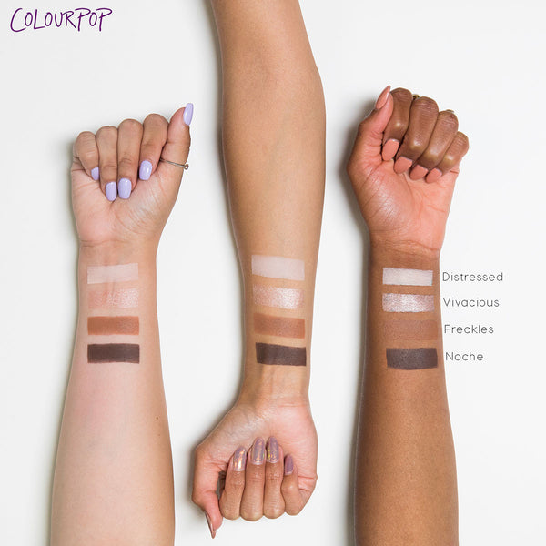 iluvsarahii Chic-y swatches