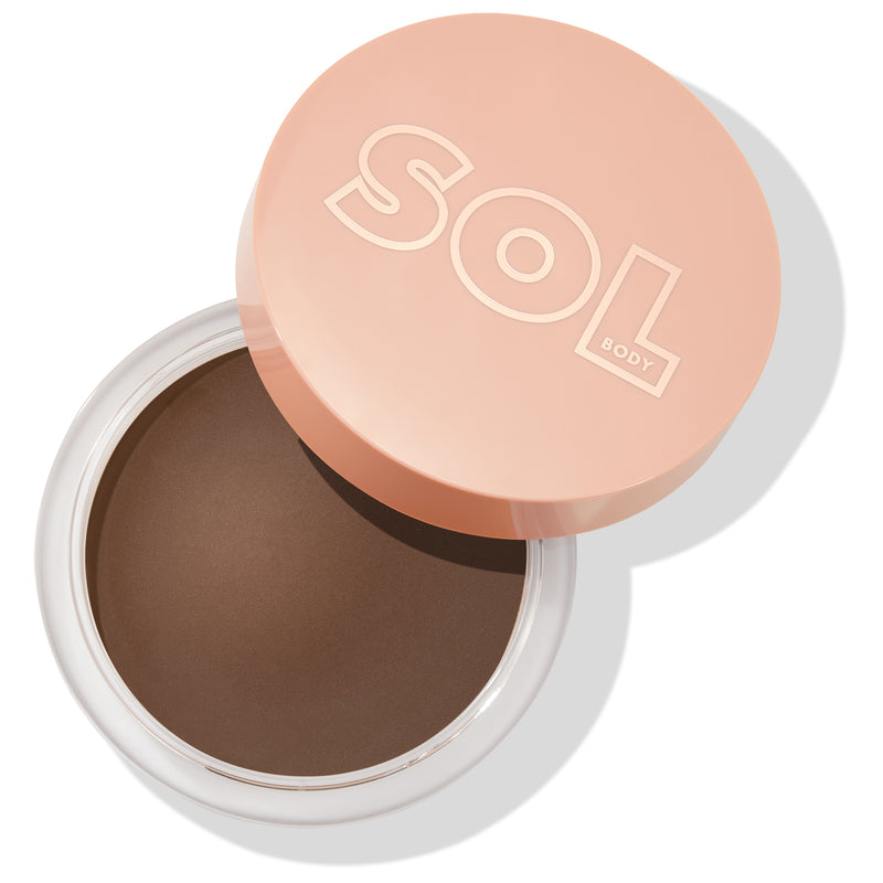 Sol Body deep dark face and body bronzing balm
