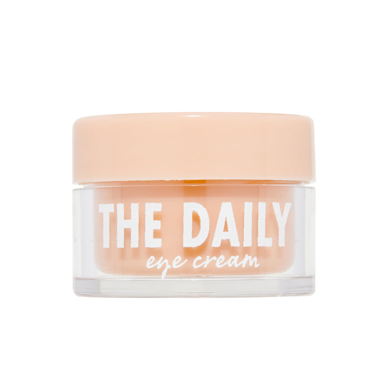 The Daily Eye Cream in a white background