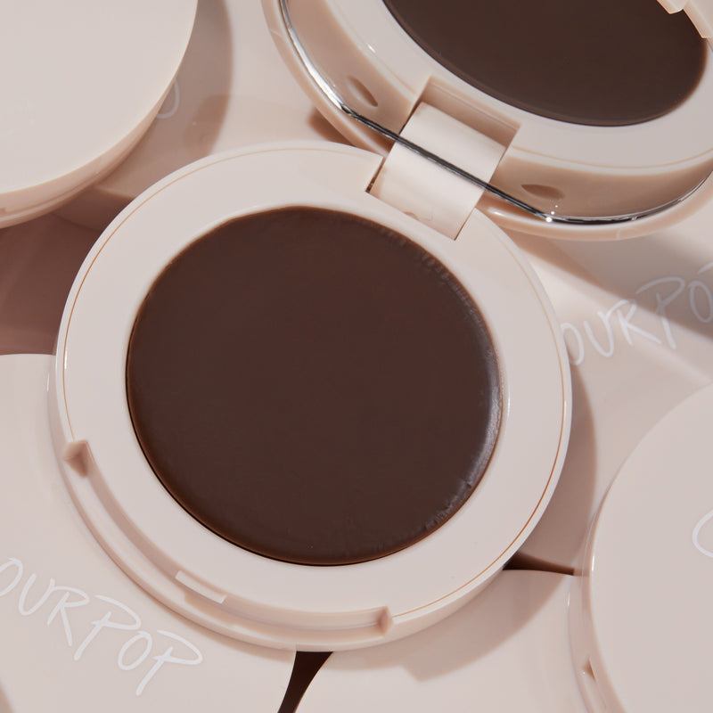 ColourPop brown tinted Feather Effect Styling brow wax
