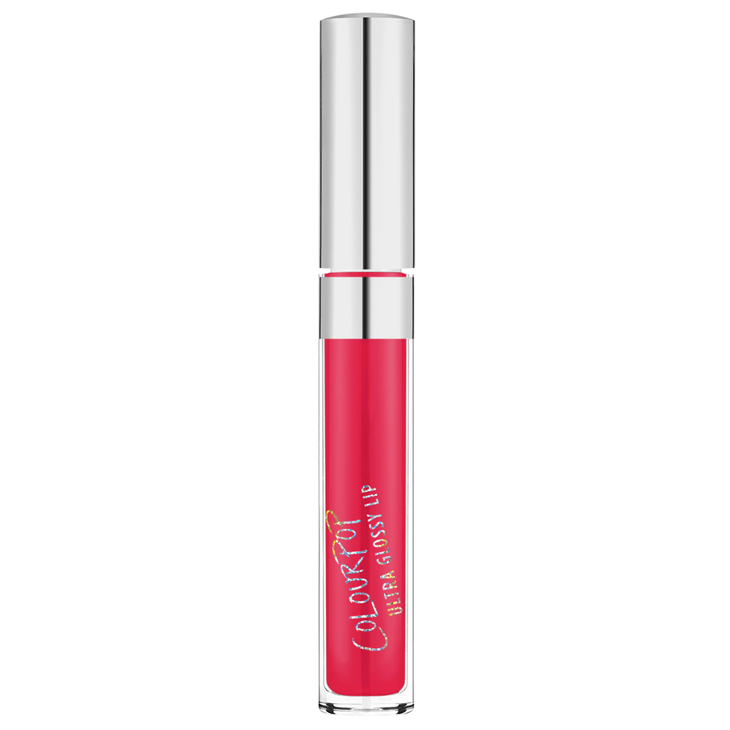 Casino bright pink red Ultra Glossy Lip