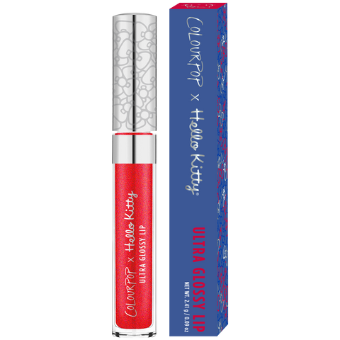 Hello Kitty Trinkets Ultra Satin Lip