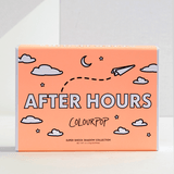 After Hours packaging