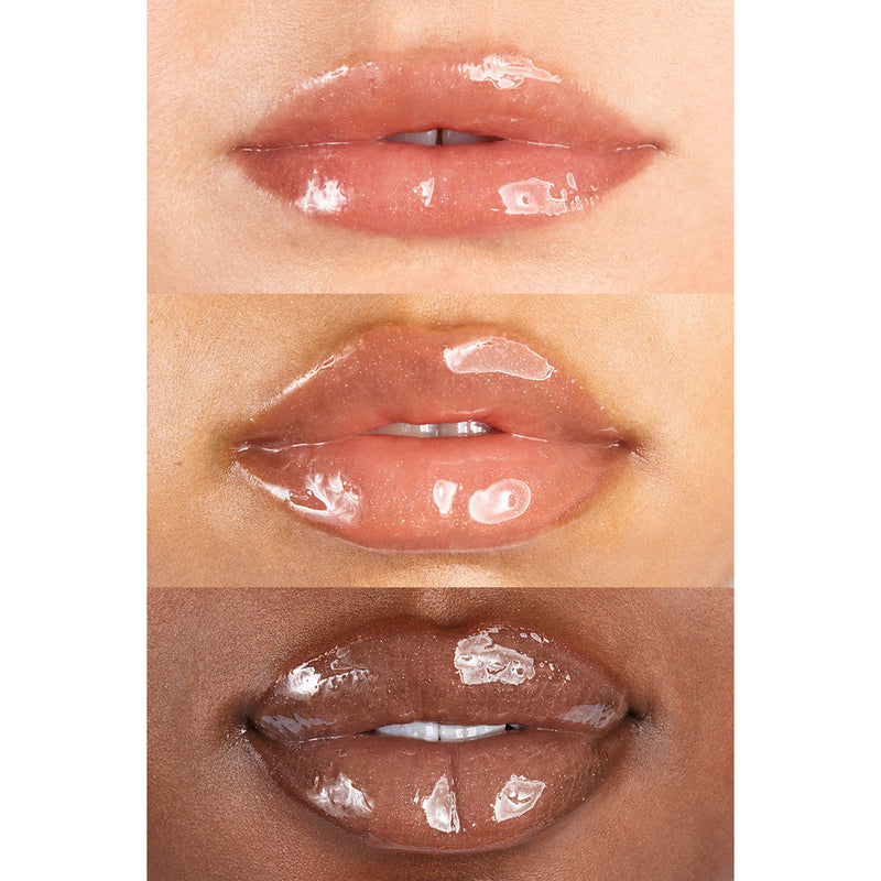 ColourPop All Talk So Juicy Plumping Gloss Peachy Terracotta Your lips but bigger. Creates fuller looking lips with the ultimate glassy, high shine finish.