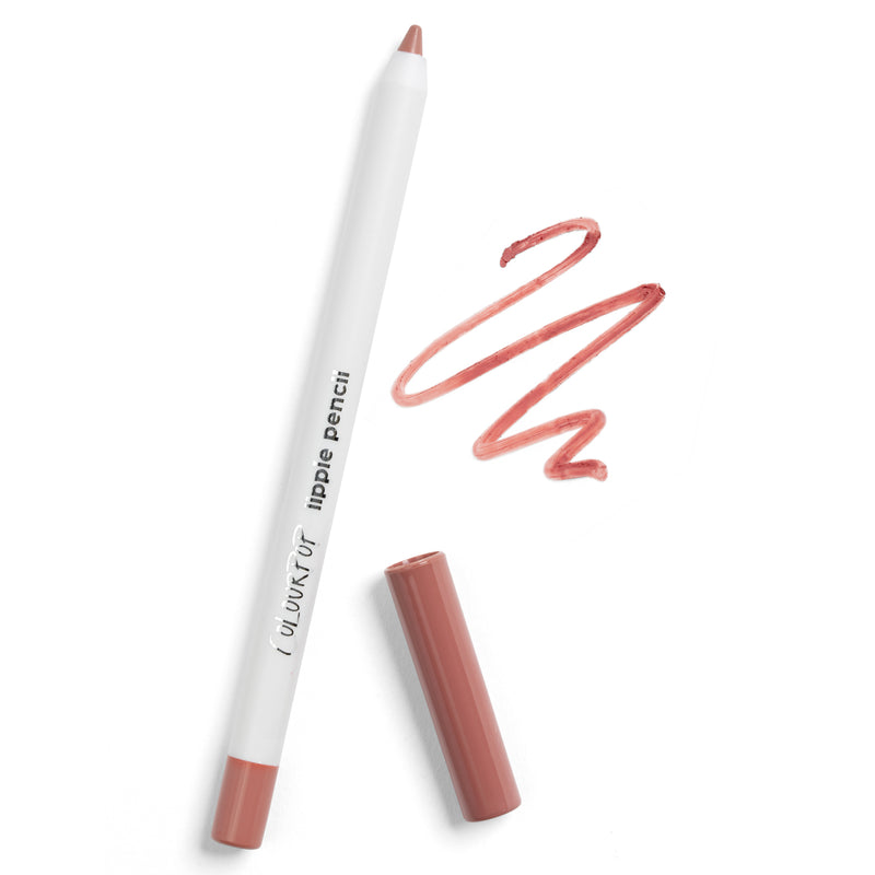 ColourPop Another Round Lippie Pencil deep nude lip liner