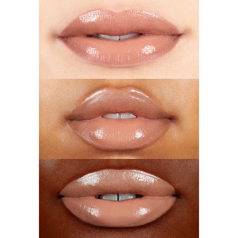 Attention Haul a soft peachy nude Ultra Glossy Lip Gloss