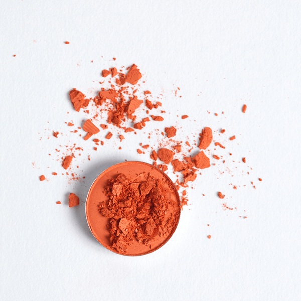 Best Coast Scenario matte bright tangerine Pressed Powder Pigment