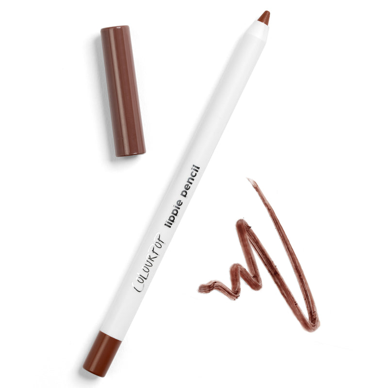 BFF Pencil 3 deep nude lip liner