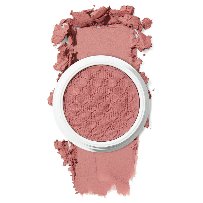 Brady matte soft dusty rose Super Shock eyeshadow