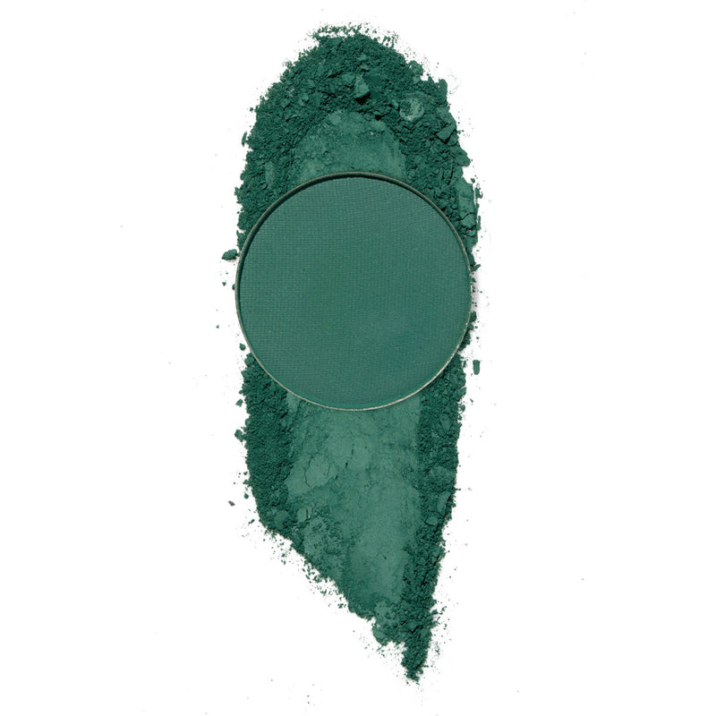 Conjour Up matte emerald Pressed Powder Shadow