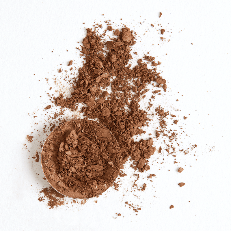 Conundrum matte warm brown Pressed Powder eye shadow