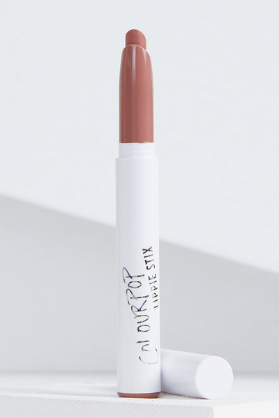 Crack Me Up (Team Beeper) nude Matte X Lippie Stix lipstick