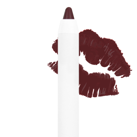 Creature deep burgundy matte Lippie Pencil