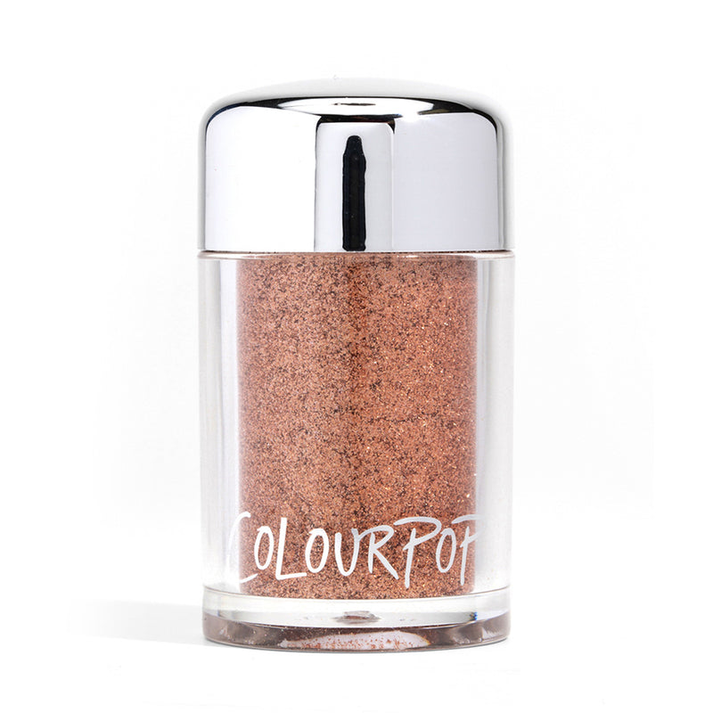 Colourpop Loose Pigment Collection highly concentrated loose pigments deliver intense colour and shine Elysian true bronze
