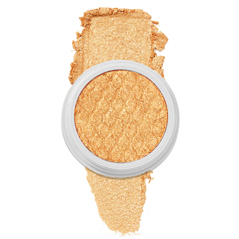 Golden Hour metallic true yellow gold Super Shock eye Shadow