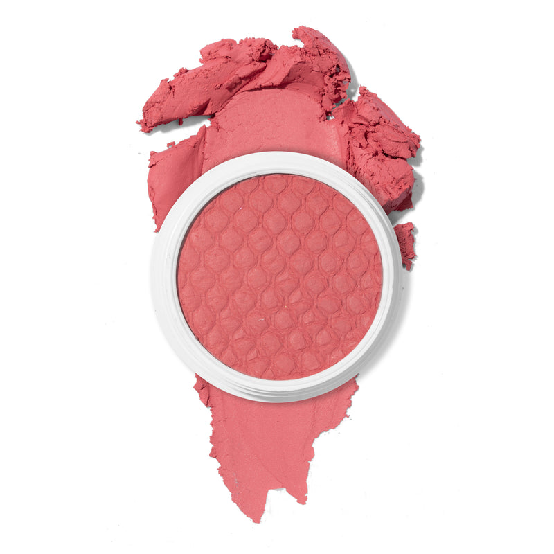 Colourpop Growth Flirt Super Shock Blush mid-tone pink