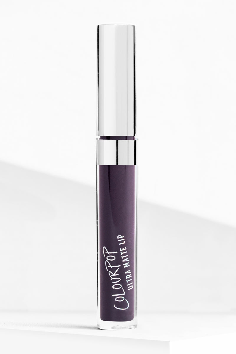 Guess blackened purple Ultra Matte Lipstick