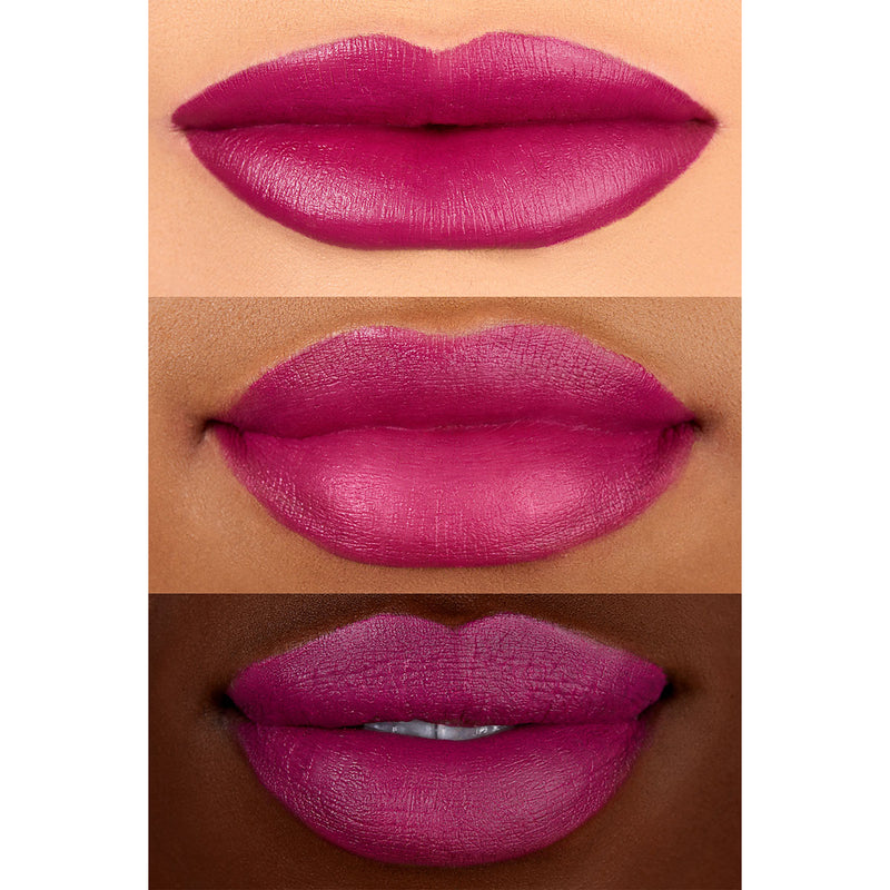 Heart On bright cool-toned magenta pink Lippie Stix lipstick