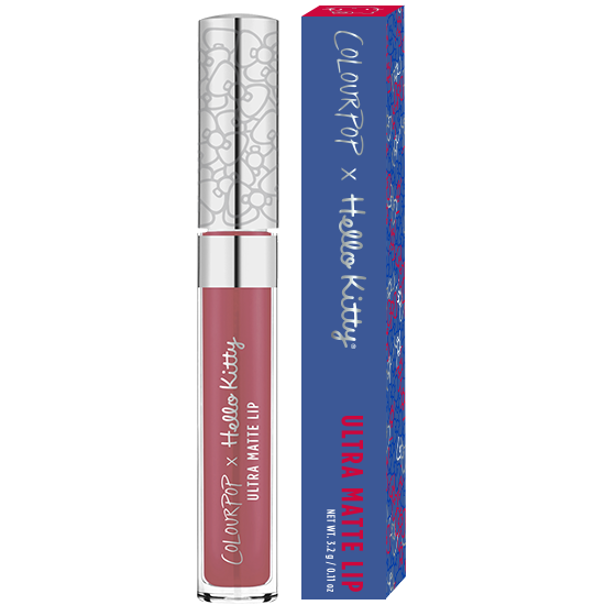 Hello Kitty Mimmy mauve Ultra Matte Lip