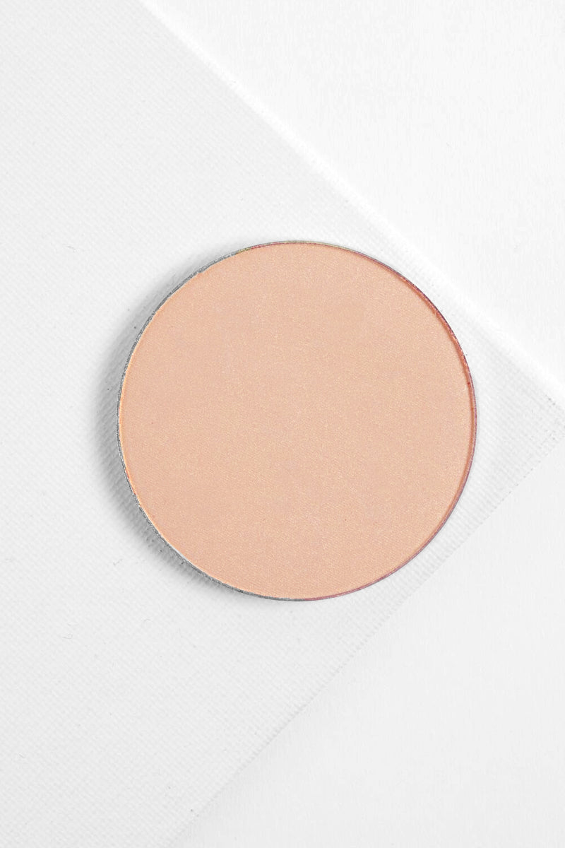 Here Kitty Kitty warm ivory Pressed Powder Highlighter