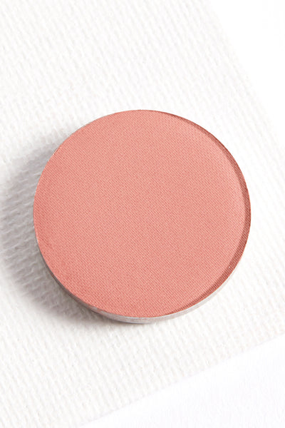 Labyrinth matte dusty pink Pressed Powder eye shadow