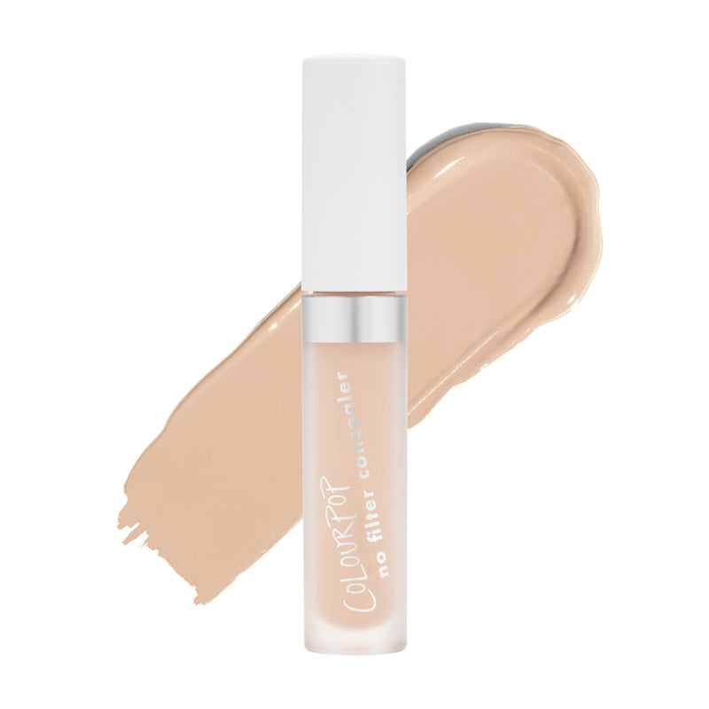 Light 18 No Filter Concealer for light skin with golden undertones