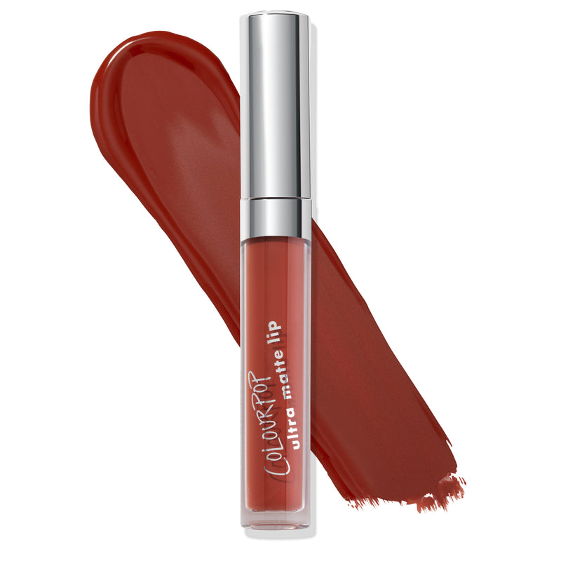 Love Bug rich mahogany Ultra Matte Lipstick