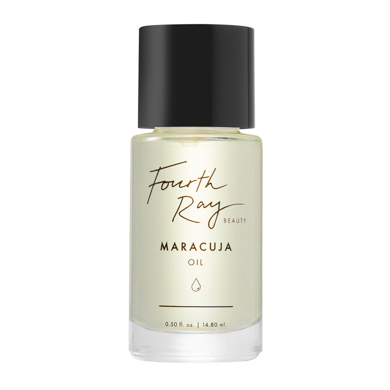 FourthRay Beauty x ColourPop Maracuja Face Oil Skincare oil promotes balanced, brighter, and smoother-looking skin.