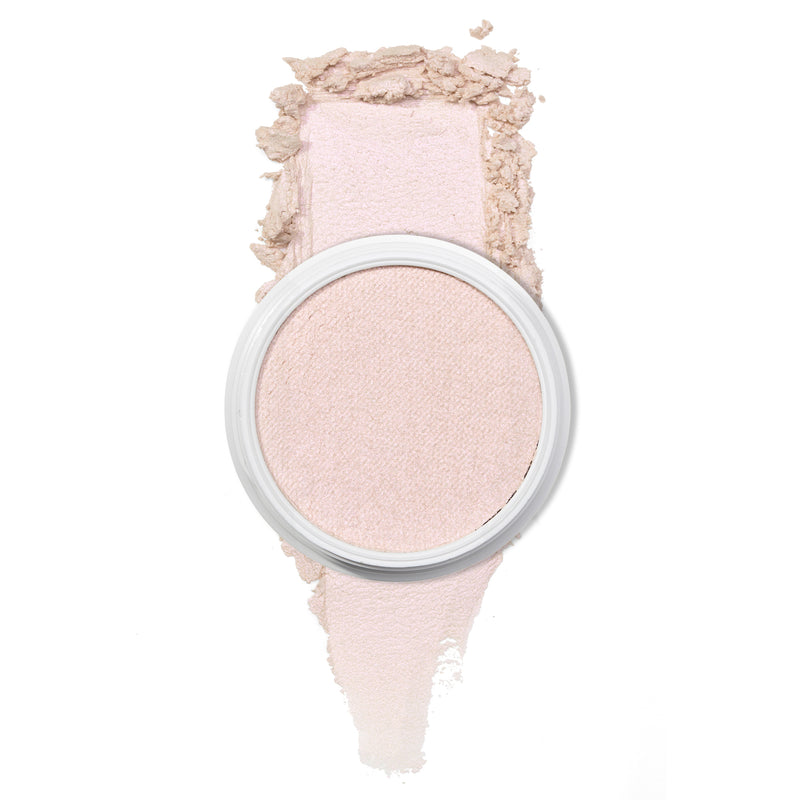 Monster light pink with opalescent duo chrome flip Super Shock Highlighter