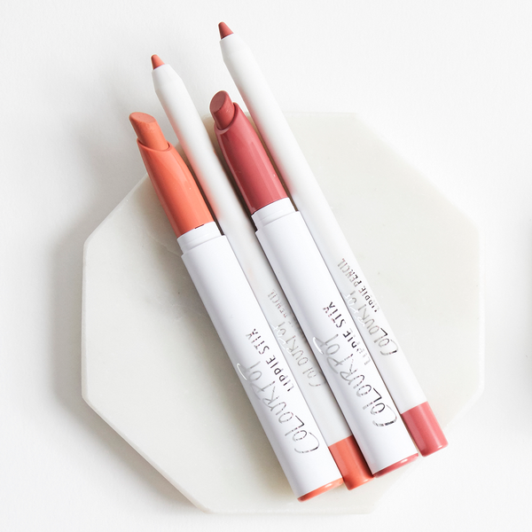 Faded rosey coral Lippie Pencil