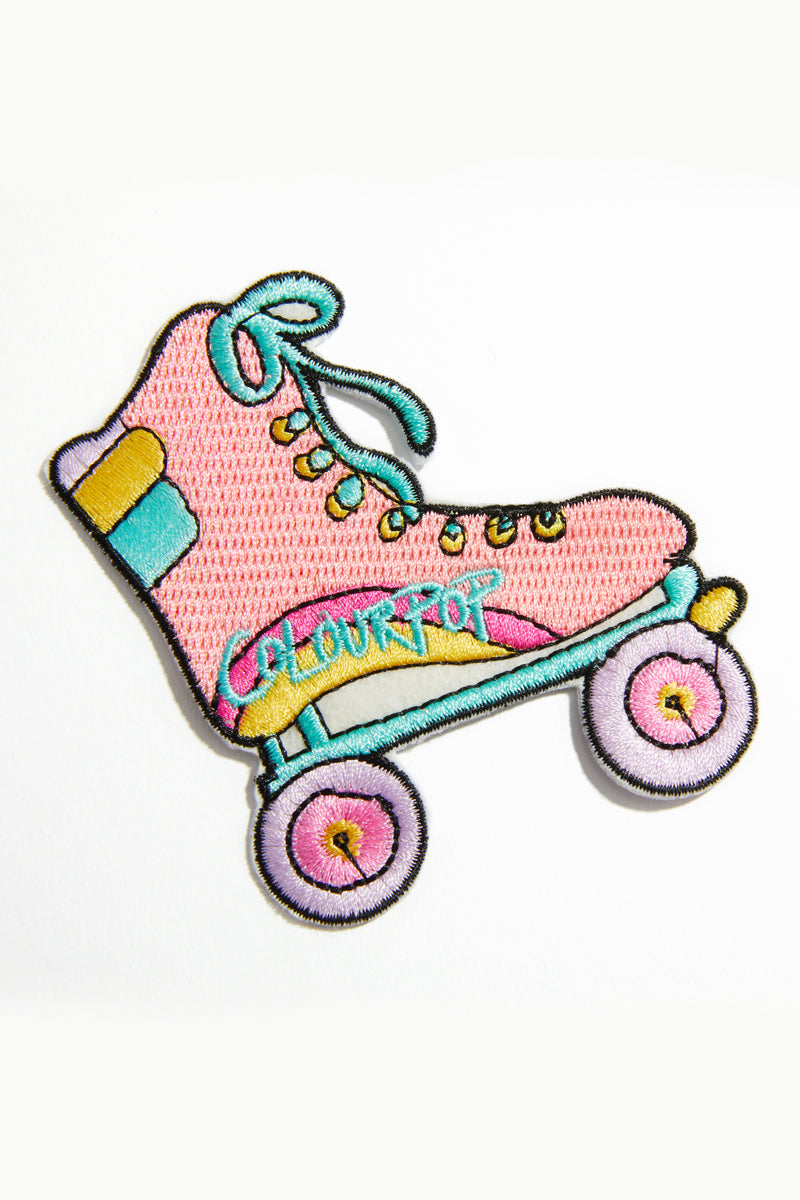 Colourpop Rollerblade Patch