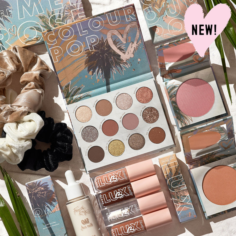 ColourPop Off Melrose Full Collection