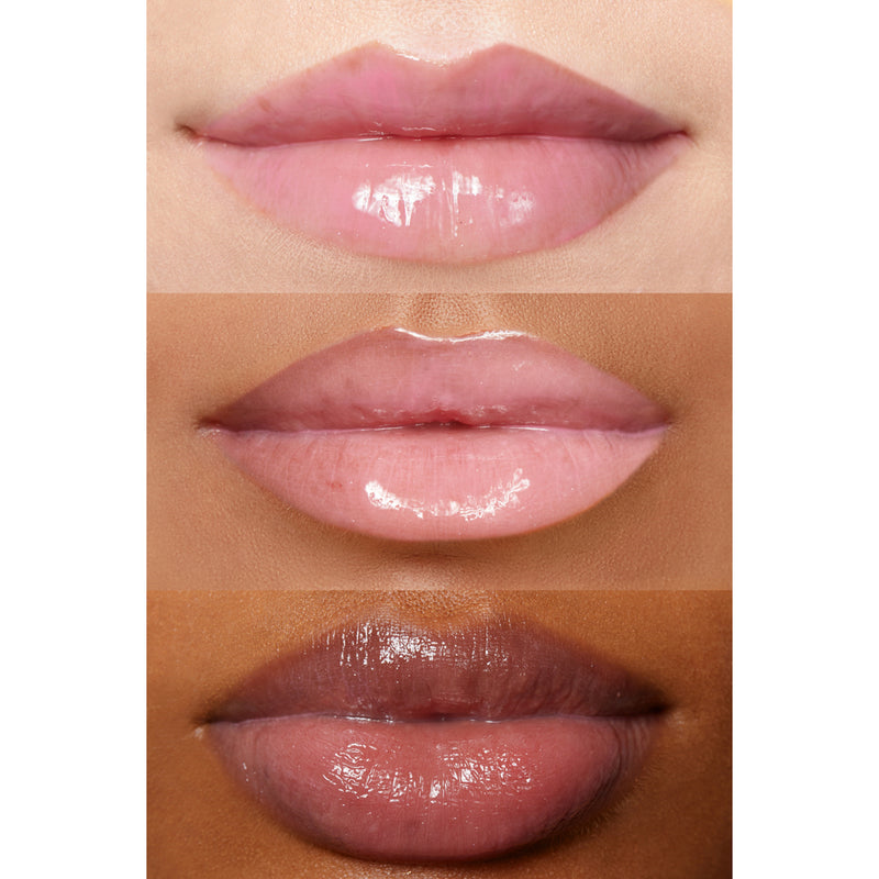 Pretty In sheer baby pink Ultra Glossy Lip