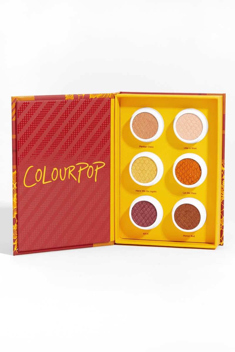 Colourpop Back To School Collection Bundle Study Buddy SSS Kit