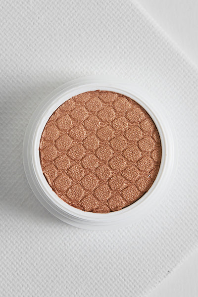 Karrueche Sunset Blvd satin warm golden bronze Super Shock eye Shadow