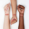 Sure Thing warm beige crème Lippie Stix swatches
