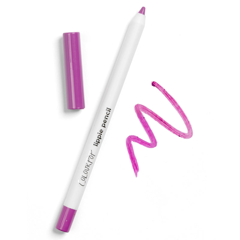 ColourPop V Cute Lippie Pencil Bright Violet