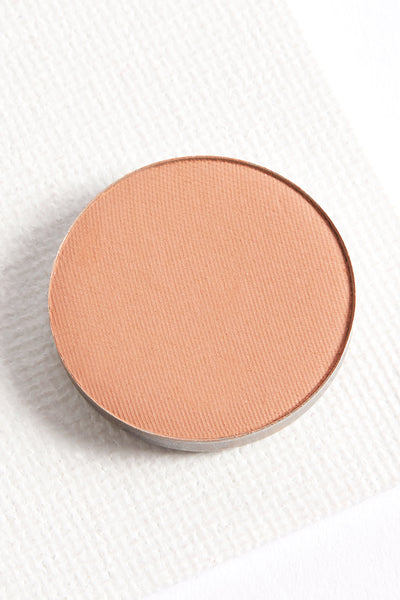 Wake Up Call matte warm sand neutral pressed powder eye shadow
