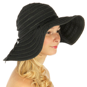 Woven Sun Hat - Endless Fashions LLC
