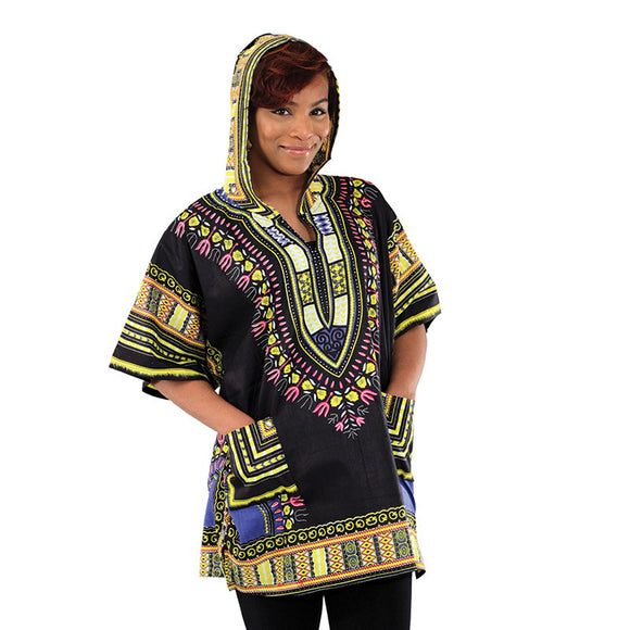 Hoodie Dashiki - Endless Fashions LLC