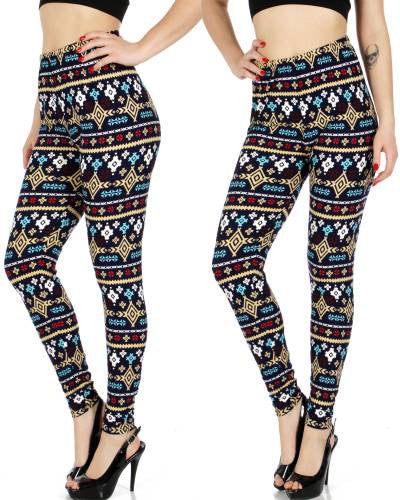 Plus Size Leggings - Endless Fashions LLC